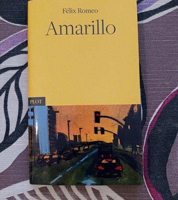 Picoteando Amarillo, de Félix Romeo
