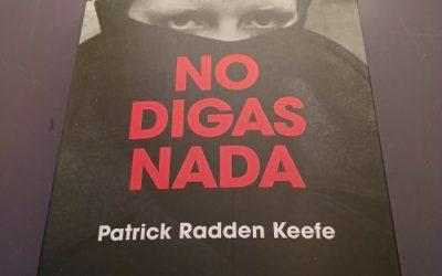 No digas nada, de Patrick Radden Keefe